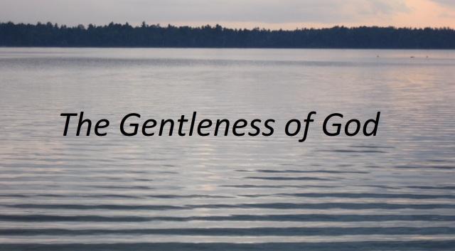 GentlenessOfGod